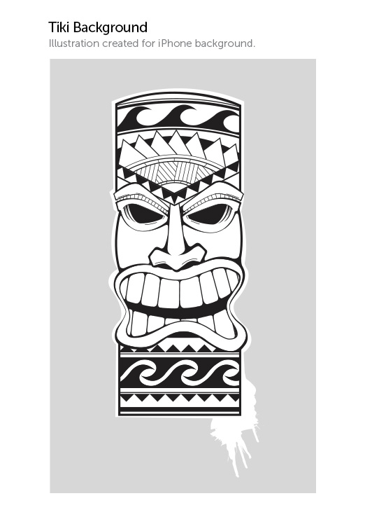 Tiki_Illustration